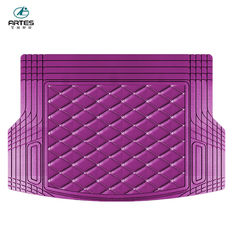 Soft Applicability Unique 3d Car Trunk Mat Rubber Carpet Pvc Material